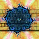 """Computer Virus Abstract"" by ecolosimo"