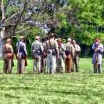 """Confederate Muster"" by susansartgallery"