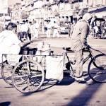 """street scene india_-2-2"" by lawrencefawcett"