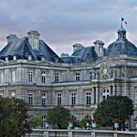Luxembourg Palace Art Prints & Posters by Alexander Rasputnis
