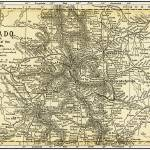 """""""Colorado Antique Map 1891"""" by WilshireImages"""