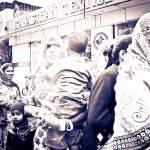 """street scene india-4-2"" by lawrencefawcett"