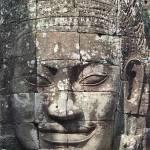 """""""Bayon Temple Angkor Siem Reap Cambodia"""" by brianraggatt"""