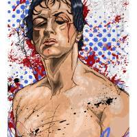 The Rise of the Italian Stallion Art Prints & Posters by Todd Bane