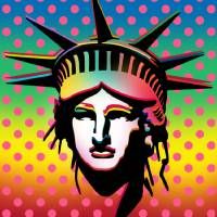 Liberty Art Prints & Posters by mark ashkenazi