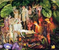 John Anster Fitzgerald - The Fairy's Funeral
