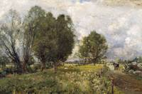 Sir David Murray - In the Country of Constable 190