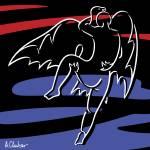 """""""Abduction of Ganymede"""" by Chubar"""