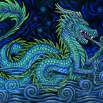 Chinese Azure Dragon