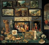 Frans Francken (II), art and curio collection (163