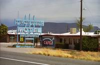 Route 66 - Frontier Motel
