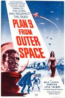 Movie poster for Plan 9 from Outer Space 2
