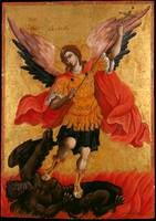 Poulakis Theodoros - The archangel Michael