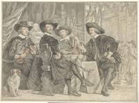 The Governors of the Longbow Archers, Henricus Jul