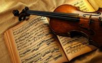 Violin Notes Classical Music Love