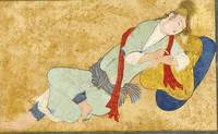 A Tattooed Youth Reclining, Persia, Safavid, circa