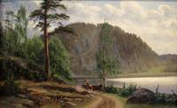 Ada Thilén, Summer Day, 1870
