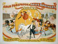 Adam Forepaugh & Sells Brothers enormous shows com
