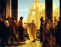 Behold the Man, Ecce Homo by Antonio Ciseri