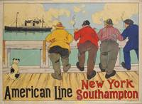 Cassiers, Henri - 'American Line. New York Southam