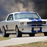 """1966 Ford Mustang GT350 Coupe"" by FatKatPhotography"