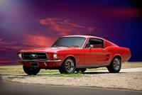 1967 Ford Mustang 5.0 Fastback