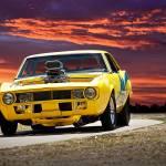 """1965 Chevrolet Camaro"