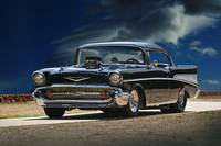 1957 Chevrolet Bel Air 'Serious Business' II