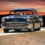 """1957 Chevrolet Bel Air"