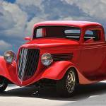 """1934 Ford"
