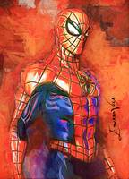 Spiderman #3 Wall Art