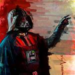 """Darth Vader #5 Art by Edward Vela"" by artofvela"