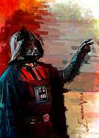 Darth Vader #5 Wall Art