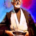 """Obi-Wan Kenobi #4 Art by Edward Vela"" by artofvela"