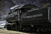Fillmore & Western Steam Train