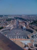 Rome from St. Peter's