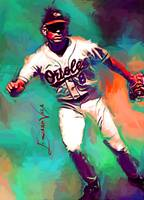 Cal Ripken Jr #10 Wall Art
