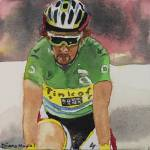 """2015TourdeFrance_Favorites_Peter_Sagan"" by DianaNadalFineArt"