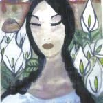 """""""a grafic design poster of la chiapaneca"""" by feylibertad"""