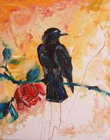 Crows and Roses