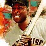 """Willie McCovey #6 Art by Edward Vela"" by artofvela"