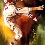 """Dizzy Dean #4 Art by Edward Vela"" by artofvela"