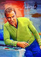 Captain Kirk #4 Art by Edward Vela
