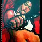 """Painters Weapon"" by PriscillaAnacakuyani"