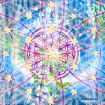 """The Flower of Life"" by namanaloa"