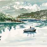 """Quiet Harbor"" by KayArtiste"