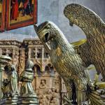 """Lectern In the Form Of An Eagle"" by PaulCoco"