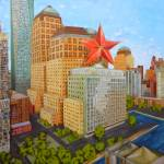 """the red star"" by federicocortese"