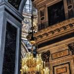 """""""Inside St Isaac"""