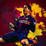 """Luis Suarez"" by taylansoyturk"